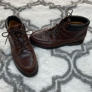 Allen Edmonds Brown Boots 9.5 D